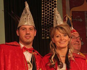 Prinz Michael III. Prinz Eisenherz vom Hundehain und Prinzessin Dagmar I. Süße Pastalocke von der Stylingpiste